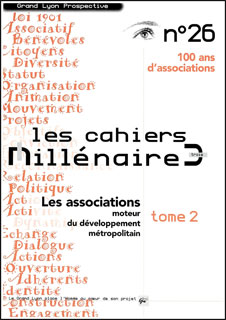 Couverture du tome 2 du Cahier Millénaire3 n°26