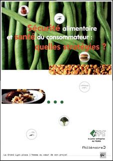 Couverture du Cahier Millénaire3 Sécurité alimentaire et santé du consommateur : quelles stratégies ?