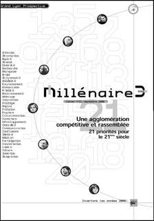 Couverture du Cahier Millénaire3 n°21