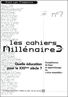 Couverture du Cahier Millénaire3 n°7