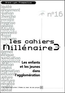 Couverture du Cahier Millénaire3 n°16