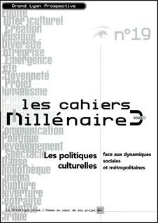 Couverture du Cahier Millénaire3 n°19