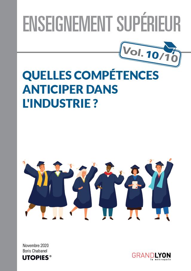 Couverture du document Quelles compétences anticiper dans l'industrie ?