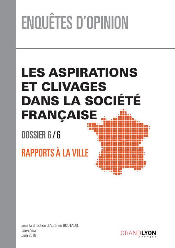 aspirations et clivages dans la société française