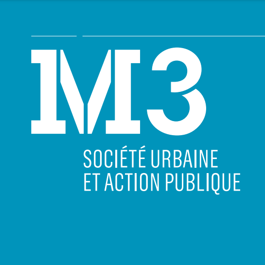 Logo de la revue M3 Société urbaine et action publique