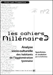 Couverture du Cahier Millénaire3 n°2