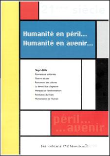 Couverture du Cahier Millénaire3 n°30