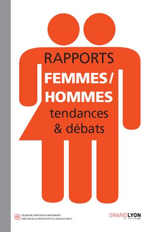 Couverture du document Rapports Femmes / Hommes : tendances & débats