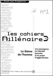 Couverture du Cahier Millénaire3 n°1
