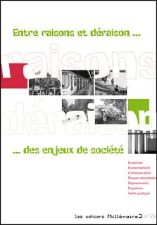 Couverture du Cahier Millénaire3 n°29