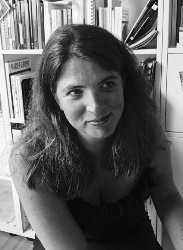 Portrait de Caroline Lejeune