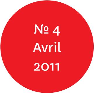 """Vue de l'écriteau """"N°4 Avril 2011"""""""