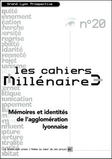 Couverture du Cahier Millénaire3 n°20