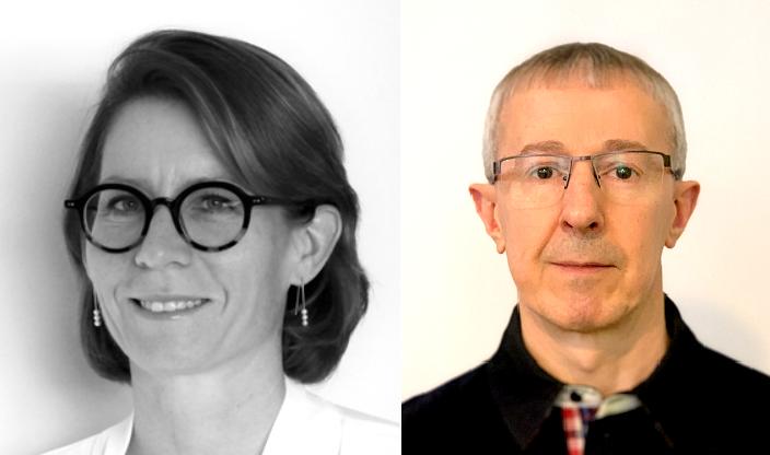 Portrait de Delphine Maucort-Boulch et Jean-Christophe Bernadac