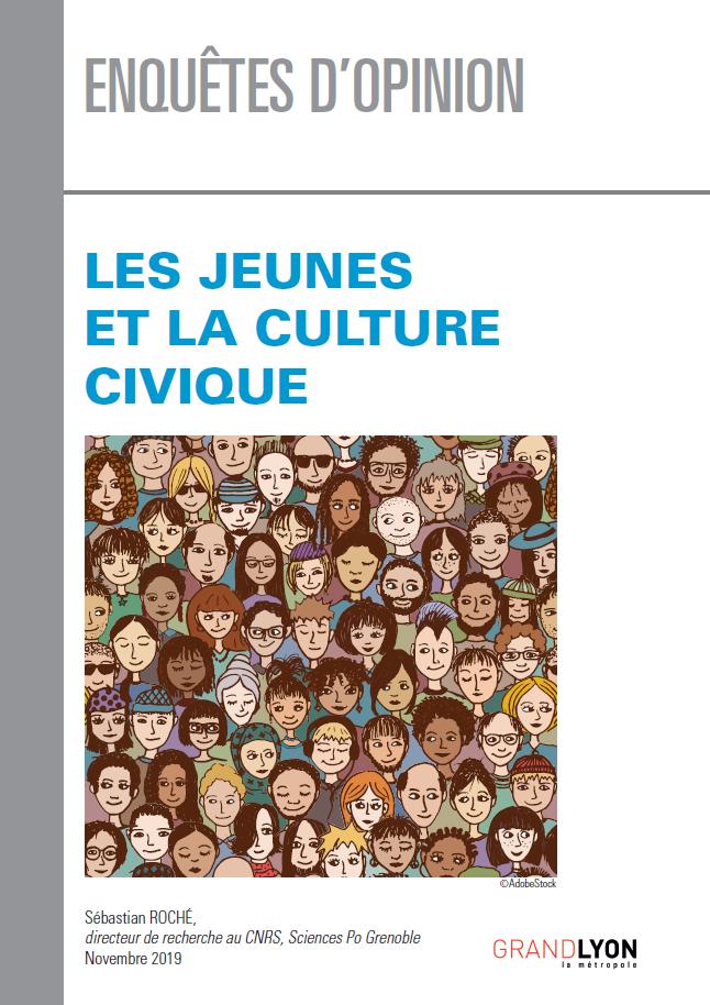 """Une du document """"Les jeunes et la culture civique"""""""