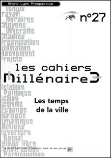Couverture du Cahier Millénaire3 n°27