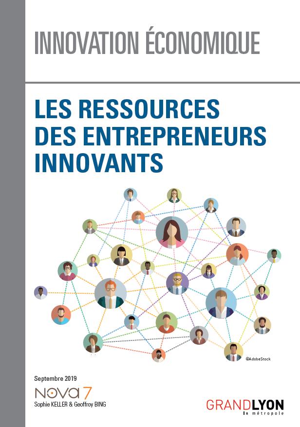 """Une du document """"Les ressources des entrepreneurs innovants"""""""