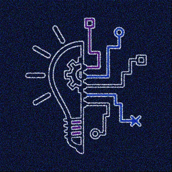 Illustration représentant une ampoule de laquelle sortent des connections
