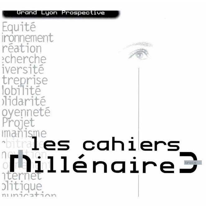 Extrait de la couverture des Cahiers Millénaire 3