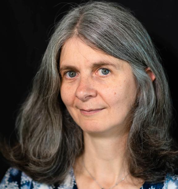 Portrait de Christine Olm