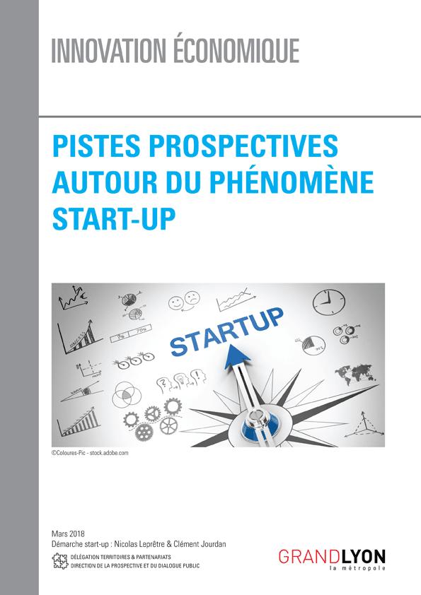 pistes prospectives autour du phénomène start-up