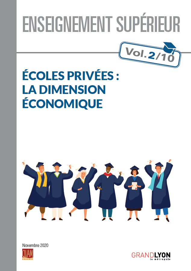 Couverture du document Ecoles privées : la dimension économique