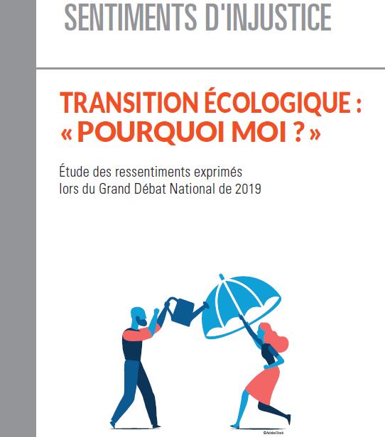Couverture du document Transition écologique : Pourquoi moi ?