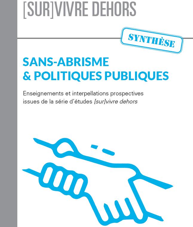 Couverture du document Sans-abrisme & politiques publiques