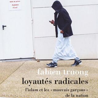 Extrait de la couverture de l'ouvrage de Fabien Truong