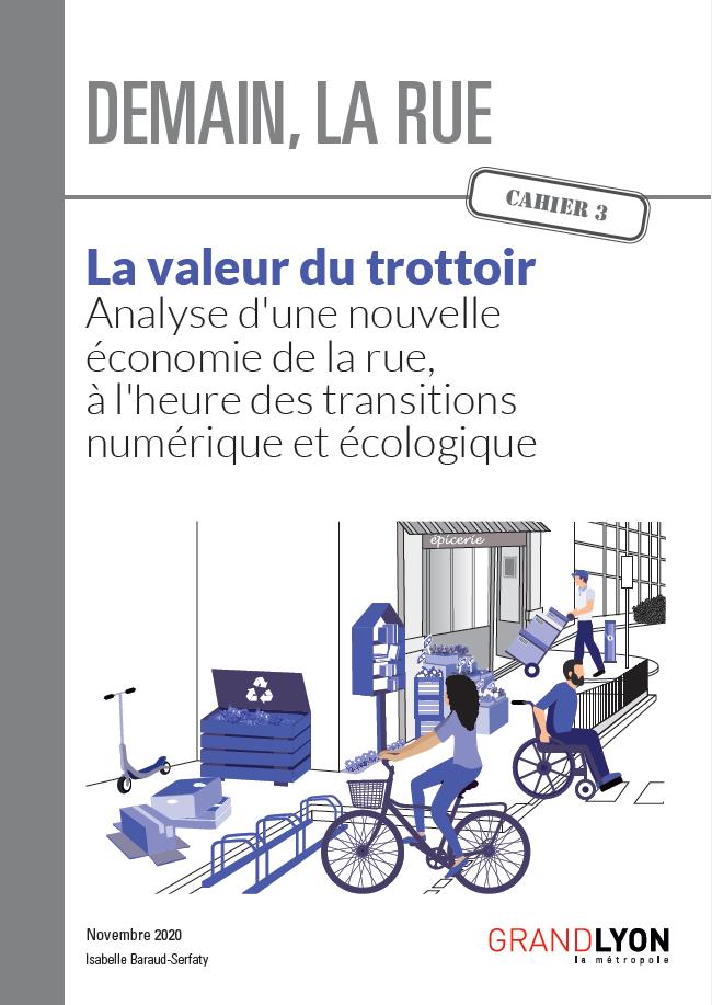 Couverture du document La valeur du trottoir