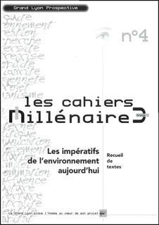 Couverture du Cahier Millénaire3 n°4