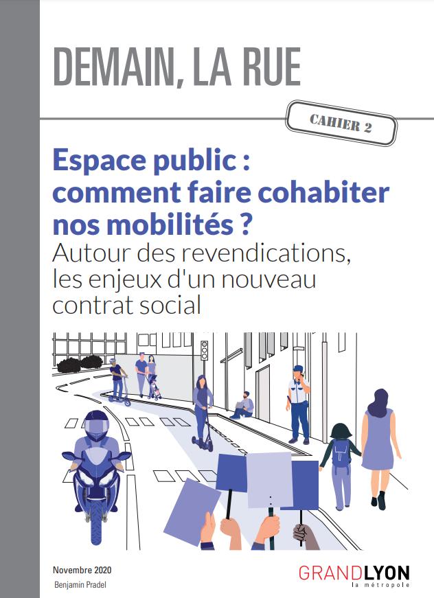 Couverture du document Espace public : comment faire cohabiter nos mobilités ?