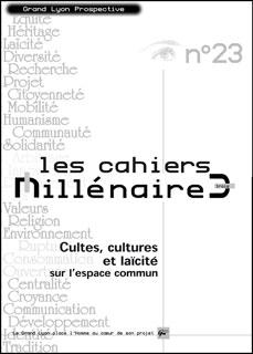 Couverture du Cahier Millénaire3 n°23
