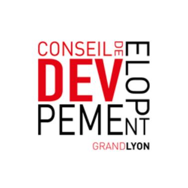 Logo du Conseil De Développement du Grand Lyon
