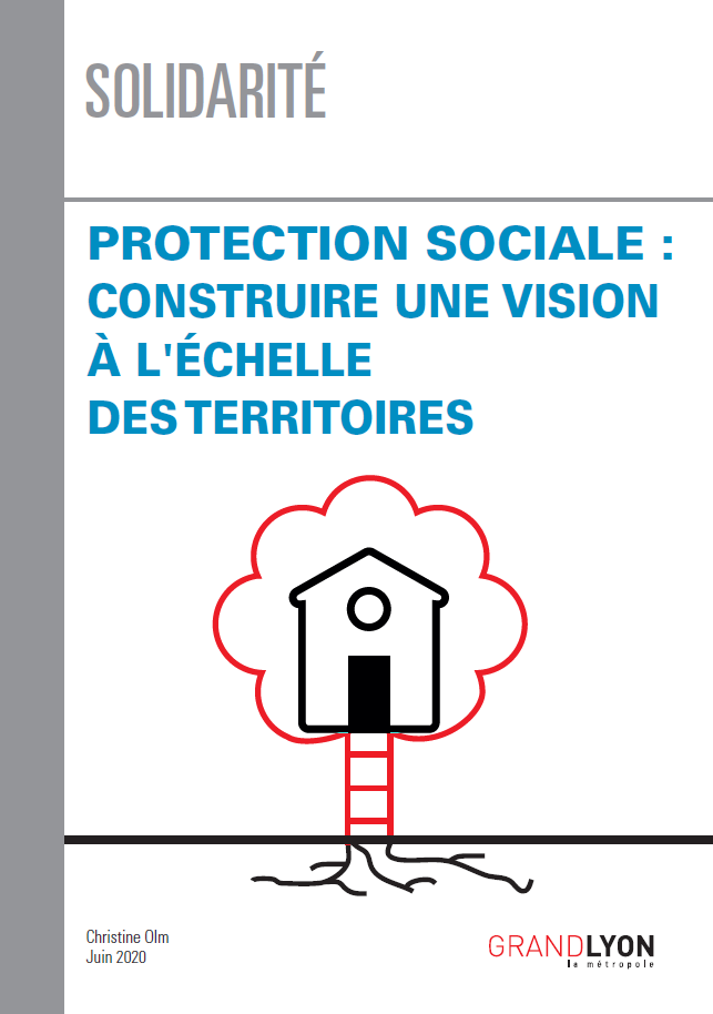 Couverture du document Protection sociale : construire une vision à l'échelle des territoires