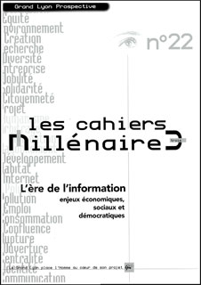 Couverture du Cahier Millénaire3 n°22
