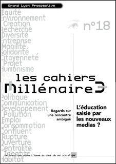 Couverture du Cahier Millénaire3 n°18