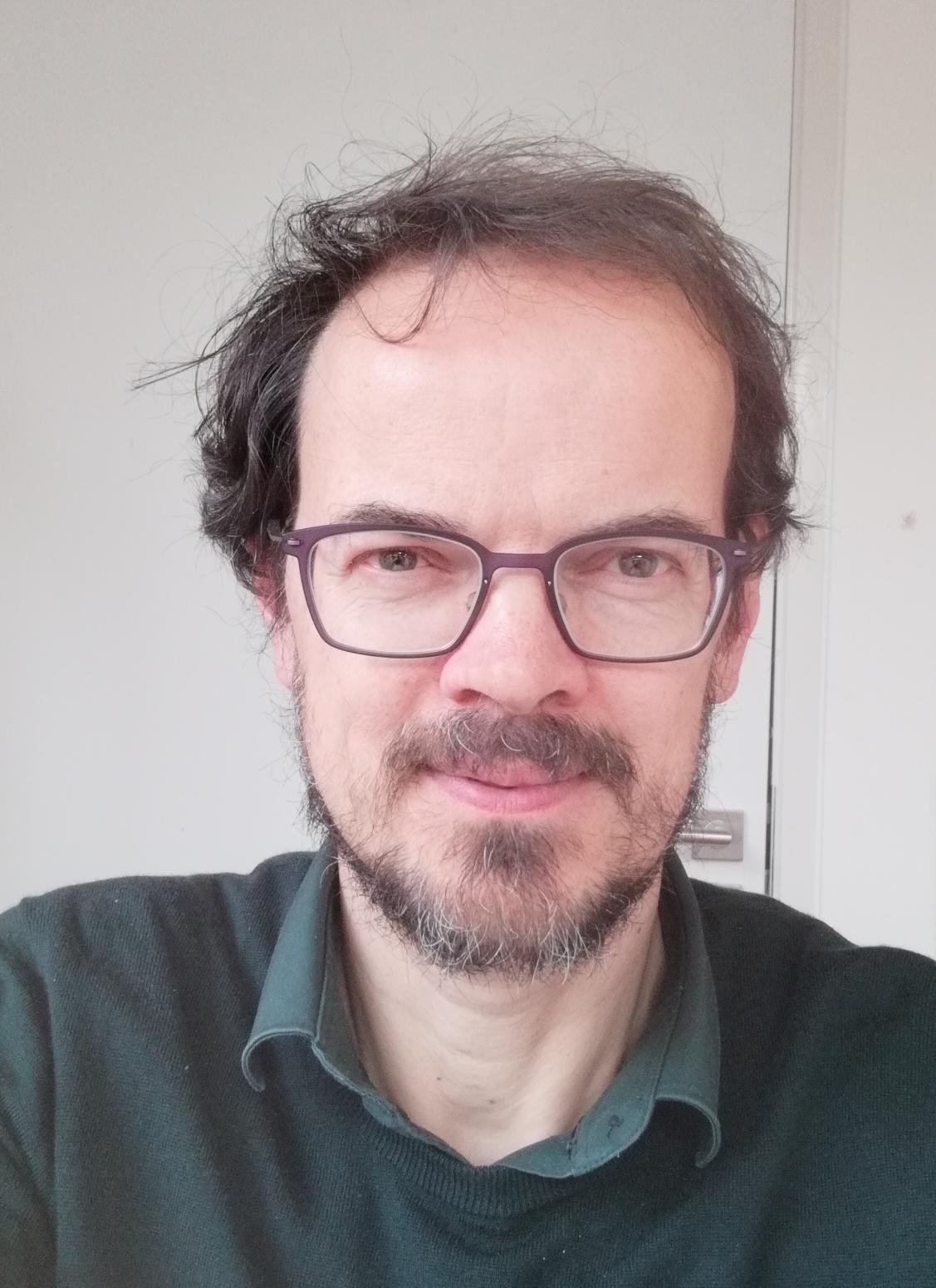 Portrait de Pierre-Alain Four