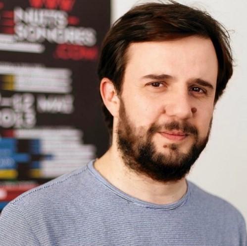 Portrait de Vincent Carry