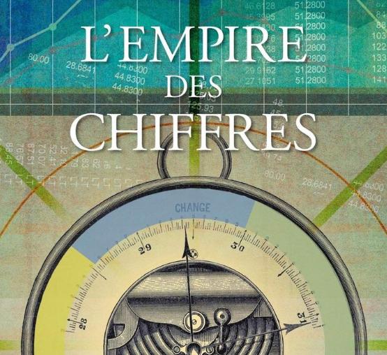Couverture de L'empire des chiffres d'Olivier Martin