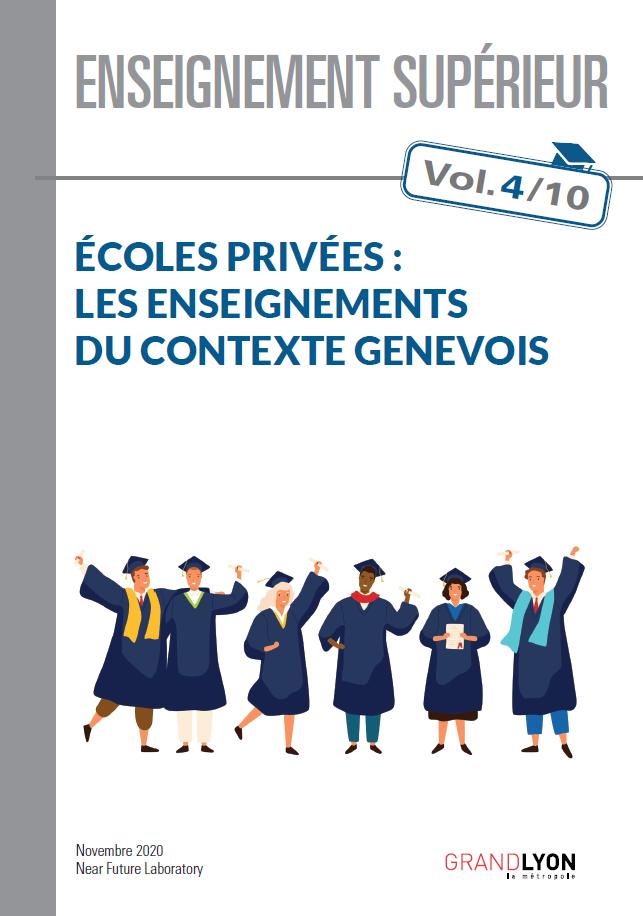 Couverture du document Ecoles privées : les enseignements du contexte genevois