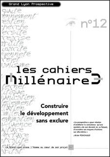 Couverture du Cahier Millénaire3 n°12