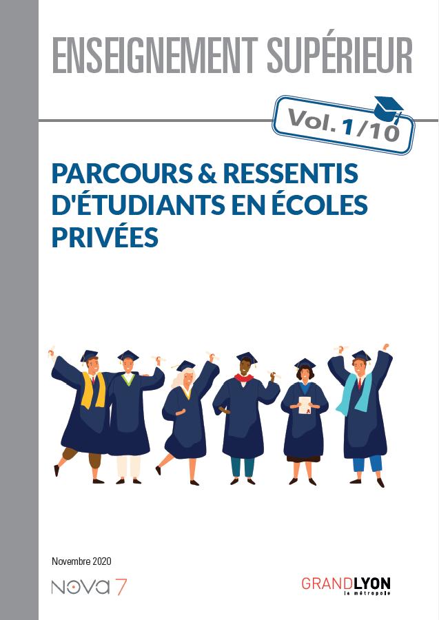 Couverture du document Parcours & ressentis d'étudiants en écoles privées