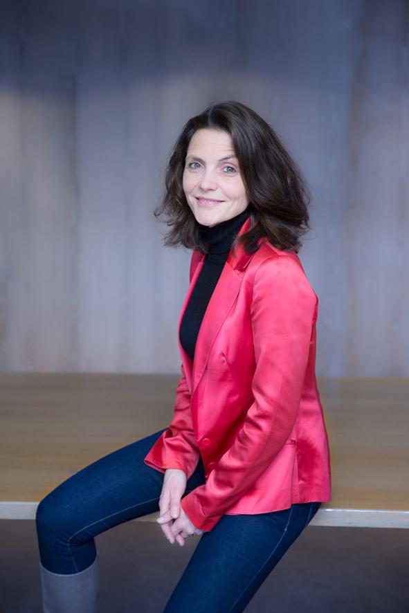 Portrait de Caroline Missir