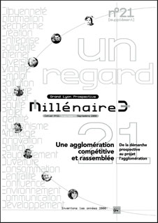 Couverture du Supplement au Cahier Millénaire3 n°21