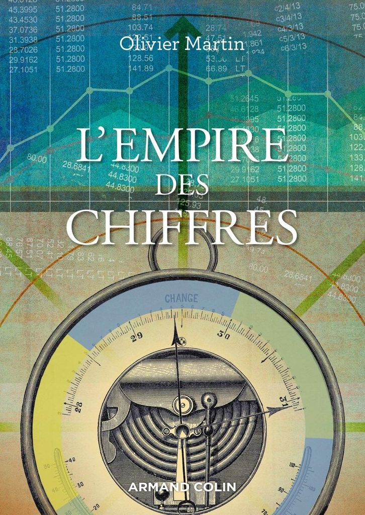 Couverture du livre d'Olivier Martin