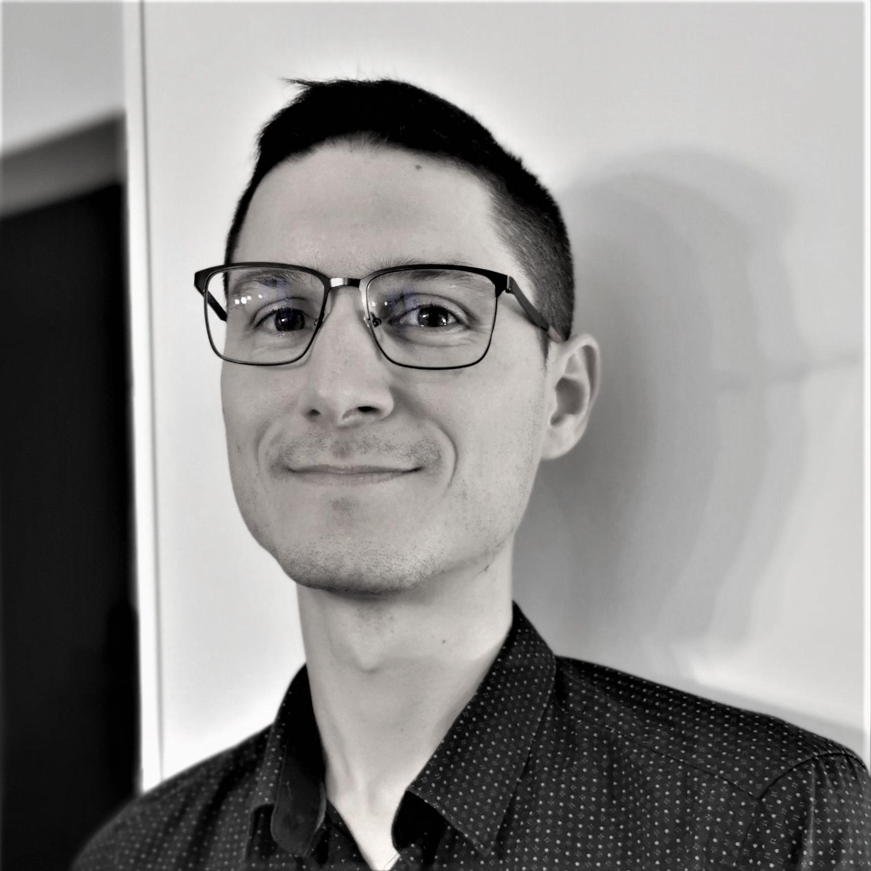 Portrait de Benoit Granier