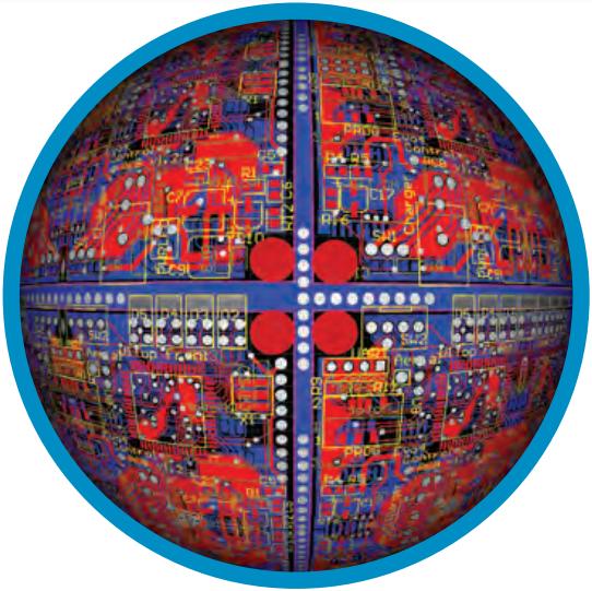 """Illustration reprise de la couverture de l'étude """"L'intelligence artificielle dans un système productif"""""""