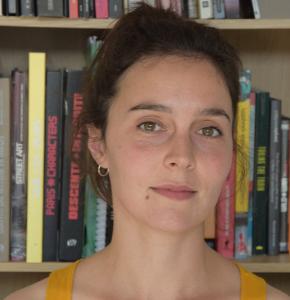 Portrait de Julie Vaslin