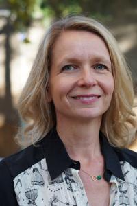 Portrait de Corinne Hooge
